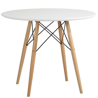Eames Replica DSW Dining Table