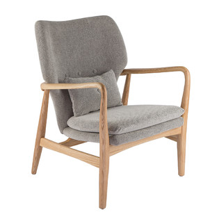 Grey & Ash Mia Armchair