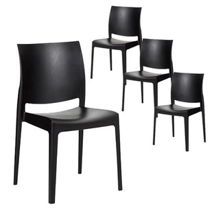 Maya Stackable Chair (Set of 4)
