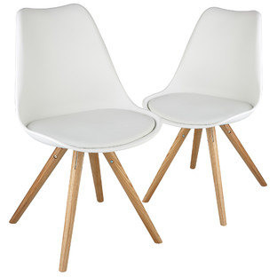 Kronborg Shell Dining Chairs (Set of 2)