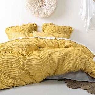 Drift Pineapple Quilt Cover Set
