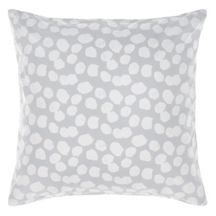 Grey Naomi Euro Pillowcase