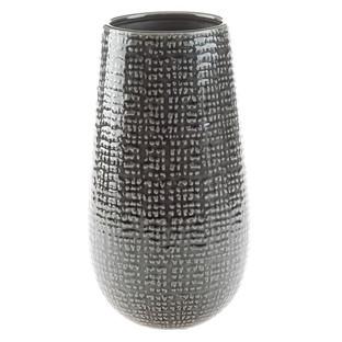 Addison Charcoal Vase