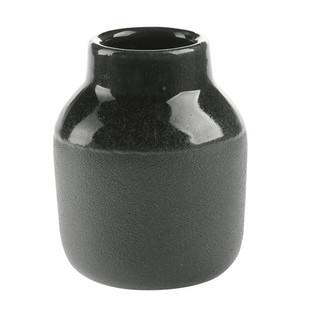 Sigrid Charcoal Vase