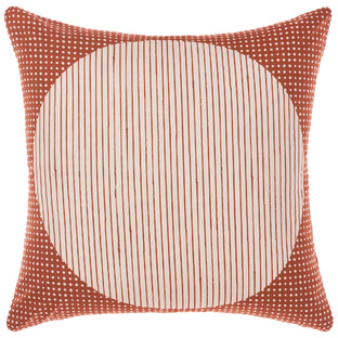 Marigold Solar Cotton European Pillowcase