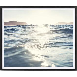 Ocean Light Framed Print