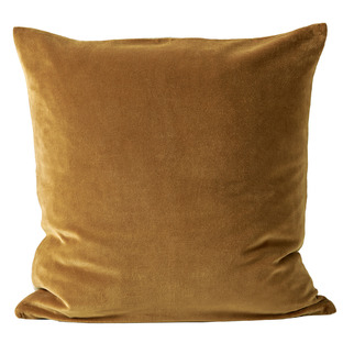 Luxury Cotton & Linen Square Cushion