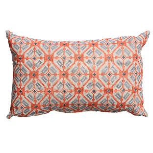 Tangerine Palisades Illume Cushion