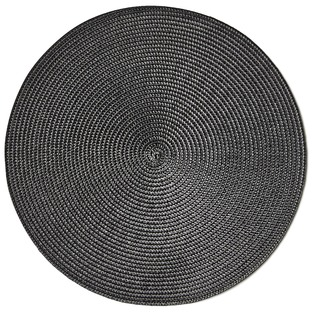 Paige Round Woven Placemats (Set of 6)