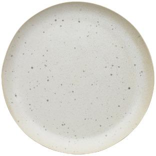 Linen Ecology Malta 21.6cm Stoneware Side Plate