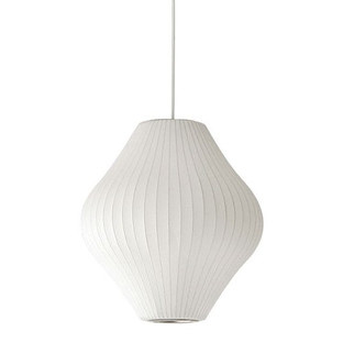 Replica George Nelson Bubble Lamp Pear Pendant Light