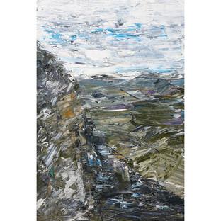 Blue Mountains Canvas