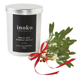 Under the Mistletoe Small Candle Refill