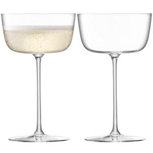 Borough 240ml Cocktail Glasses (Set of 4)
