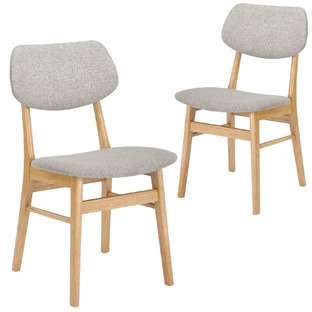 Soho Dining Chairs (Set of 2)