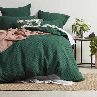 Forest Alessia Cotton Quilt Cover Set