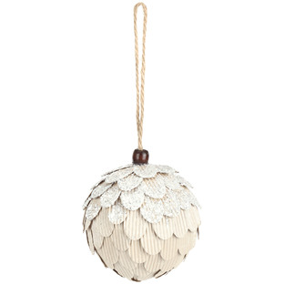Papercone Christmas Baubles (Set of 4)
