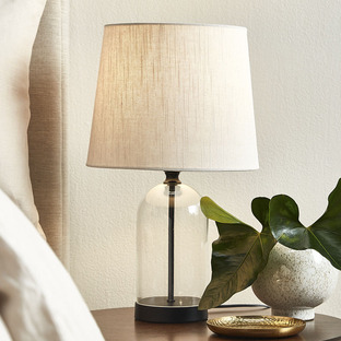 Grace Glass Table Lamp