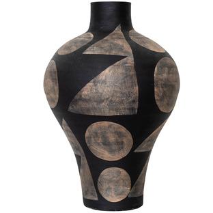 Tulip De Kooning Terracotta Vase
