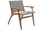Carrington Furniture Zahara Teak Outdoor Armchair