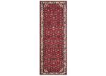 Network Rugs Red Wool Persian Hamadan Runner