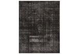 Network Rugs Charcoal Stonewash Wool Persian Rug