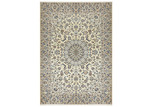 Network Rugs Cream Nain Wool Persian Rug