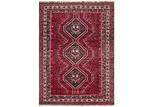 Network Rugs Red Wool Persian Shiraz Rug