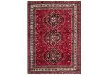 Network Rugs Cherry Red Wool Persian Shiraz Rug