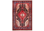 Network Rugs Red & Ivory Wool Nahavand Rug