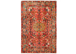 Network Rugs Terracotta Wool Nahavand Rug