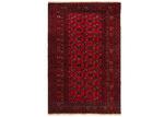 Network Rugs Garnet Wool Persian Torkaman Rug