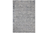 Network Rugs Indigo Rayon & Cotton Modern Rug