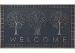Solemate Door Mats Rubber CP Tree Welcome
