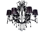 V & M Imports Florence Six Light Chandelier