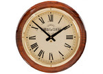 Cobb & Co. Clocks Australia 40cm Large Railway Roman Wall Clock
