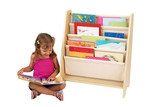 KidKraft All Natural Sling Bookshelf