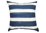 Vintage Beach Shack Bold Stripe Outdoor Cushion