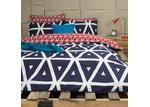 Ardor Navy Cronombie Quilt Cover Set