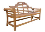 Cottage & Castle Gianna Teak Bench Seat