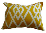 Bungalow Living Golden Gate Accent Pillow