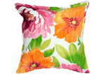 Bungalow Living Large Blooms Outdoor/Indoor Cushion