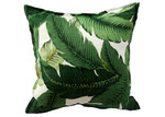 Bungalow Living Oasis Palm Accent Cushion