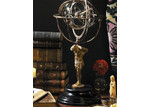 AM Living 18th C. Atlas Armillary Spheres Globe