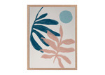 Urban Road Zamia Framed Printed Wall Art