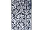 Ground Work Rugs Design Modern Outdoor Rug Chatai in Grey & White