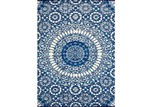 Ground Work Rugs Chatai Azul Reversible Indoor Outdoor Rug