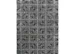 Ground Work Rugs Grey Decotex Hand Made Wool-Blend Rug
