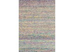 Ground Work Rugs Rainbow Khadi Wool & Silk Rug
