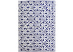 Ground Work Rugs Navy & White Chatai Classic Outdoor Rug